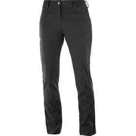 Salomon Wayfarer Straight LT Hose Damen black